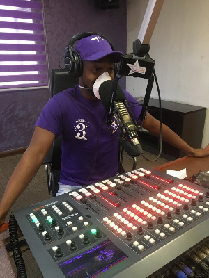 Daniel Nii Lartey formerly hosted 'reliable Sources' on Starr