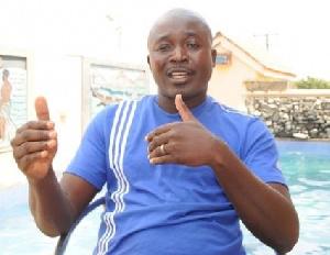 Elmina Sharks coach Yaw Acheampong
