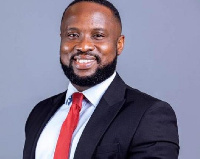Head of Power, Infrastructure, Corporate and Investment Banking at Stanbic Ghana, Sydney Nii Ayitey