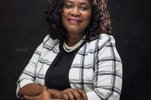 Madam Alisa Osei-Asamoah, President Tour Operators Union of Ghana (TOUGHA)
