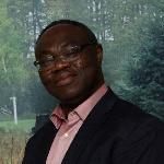 Ghanaian gospel singer Sam Martey