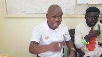 Mr. Mohammed Haruna , NPP National Deputy Communications Director of NPP
