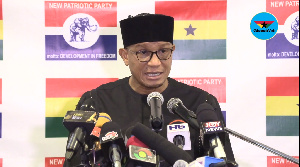 Minister for Zongos and Inner City Development, Dr Mustapha Hamid