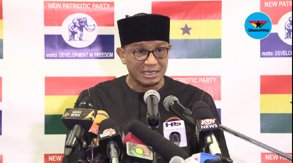 Akufo-Addo appoints Mustapha Hamid as new CEO of National Petroleum Authority - Report