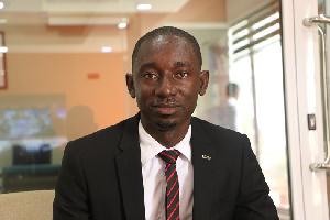 Daniel Ofosu-Asamoah, author