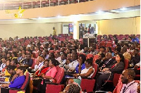 The Conference and Awards deliberated on issues affecting the world of work