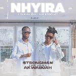 Musicians Strongman and Akwaboah