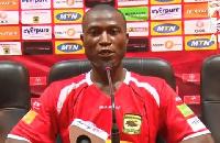 Akakpo Patron, Deputy coach of Asante Kotoko