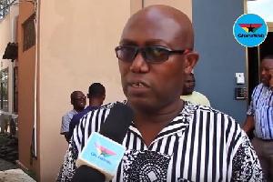 Veteran journalist Ekow Asmah