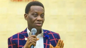 The late Pastor Dare Adeboye