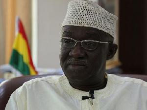 Kofi Adda, Aviation Minister