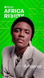 Ghanaian singer, Amaarae