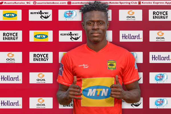 Kwame Opoku passes medical ahead of USM Alger deal