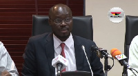 Cassiel Ato Forson, Former Deputy Minister of Finance