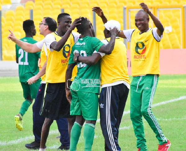 Week 7 Match Report: King Faisal 1-1 Dreams FC
