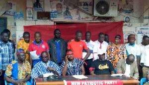 Aggrieved NPP Executives