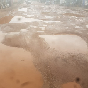 File Photo: The over 27-kilometer road spans from Kwadaso to Nweneso