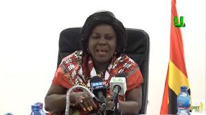 Cecilia Dapaah, Aviation Minister