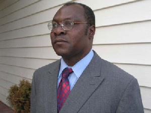 Dr Arthur Kobina Kennedy