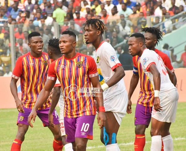 Hearts of Oak 1-2 Asante Kotoko: Keita\'s late penalty wins game for Porcupine Warriors