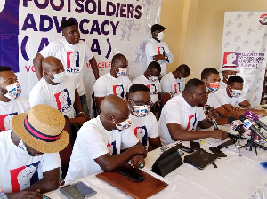 AFFA) is a Foot soldiers voluntary association of the ruling New Patriotic Party