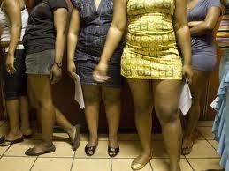 File Photo: Prostitutes
