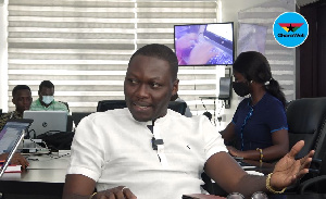 Arnold Asamoah-Baidoo is a journalist and entertainment analyst
