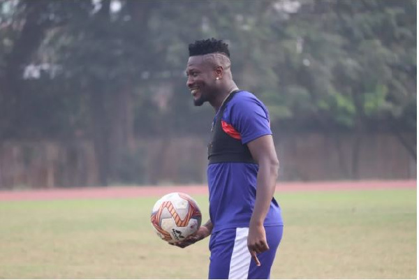I will not play for free - Asamoah Gyan informs Asante Kotoko