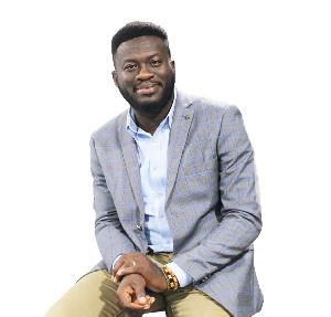 Director of Marketing Operations for AirtelTigo Pius Owusu Tuffour