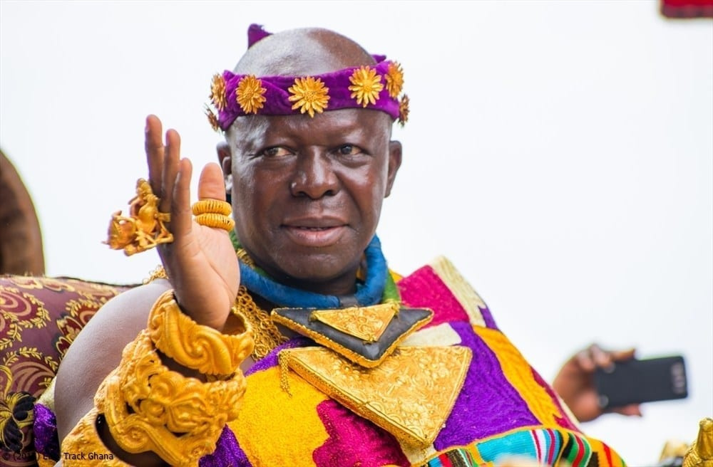 I'm sad Bawumia's late mum will not see what the future holds for her son – Otumfuo