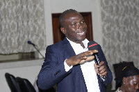Sulemana Braimah is the Executive Director of the Media Foundation for West Africa
