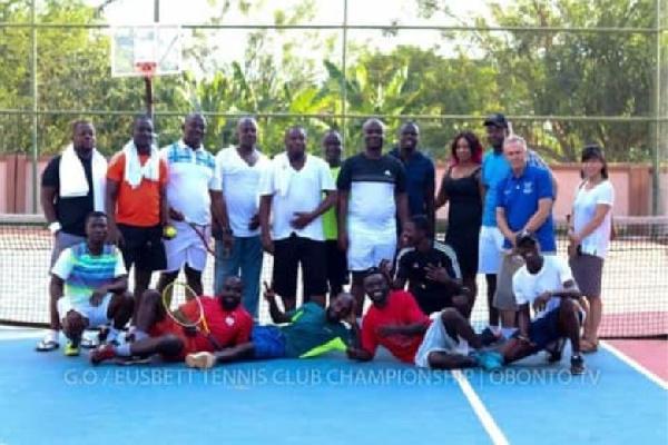 G.O/Eusbett Tennis Club membrs
