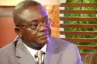 Board Chairman for the Audit Service, Professor Dua Agyeman