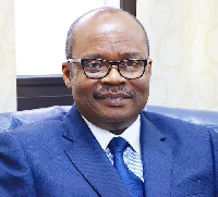 Governor of the Bank of Ghana, Ernest Addison