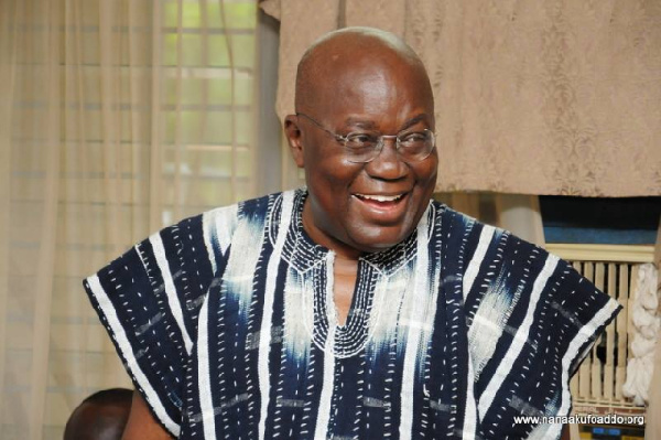 I eat local rice with my wife – Akufo-Addo