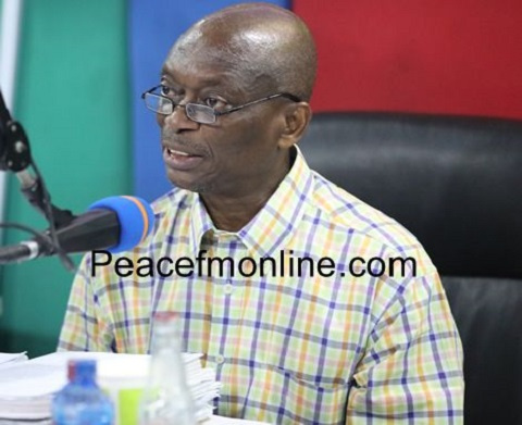 GH¢100K Defamation Appeal: I've the stamina to endure protracted litigation - Kweku Baako