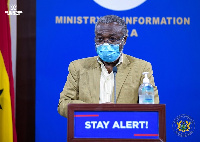 Presidential advisor on Health Dr. Anthony Nsiah Asare