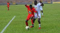 Asante Kotoko VS San Pedro in Kumasi