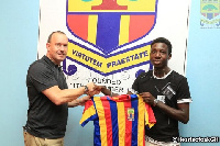 Dankyi joined Hearts from Liberty