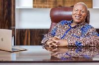 Professor Joshua Alabi, flagbearer hopeful of NDC