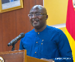 Let's build a bright future together – Bawumia to Ghana's youth