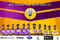 Medeama have unveiled 11 new players