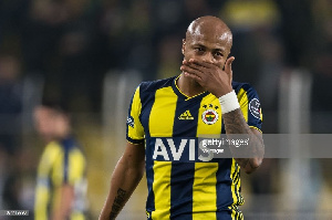 Andre Ayew will return to parent club Swansea City