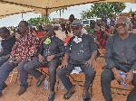 Football family turn up at late Alhaji Yakubu Moro's one-week observation