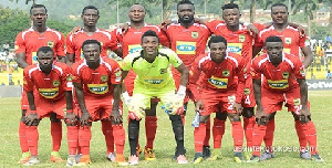 The Foundation is purposed to support old players of Asante Kotoko