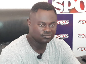 Former Ghana international, Nii Odartey Lamptey