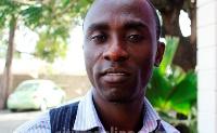 Deputy  Communications Director of the NDP, Ernest Owusu Bempah