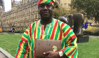 Farouk Aliu Mahama said this during the 2018 Black History Month event at the Westminster Parliament