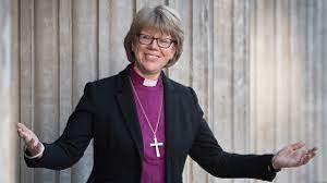 Bishop of London, the Rt Reverend Sarah Mullally