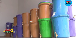 The Veronica buckets were first produced in the '90s